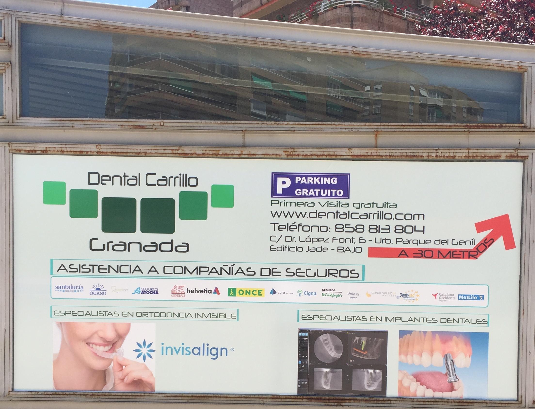 Dentista calle recogidas granada